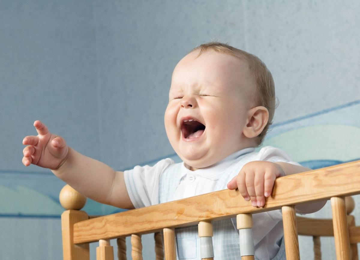 Нервозность у ребенка