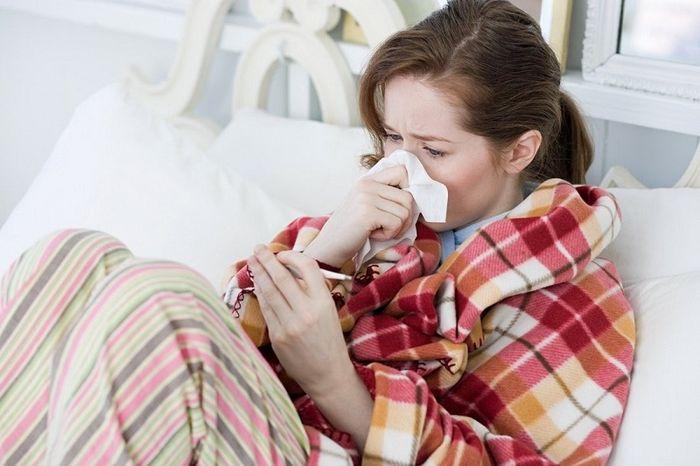 Симптомы простуды