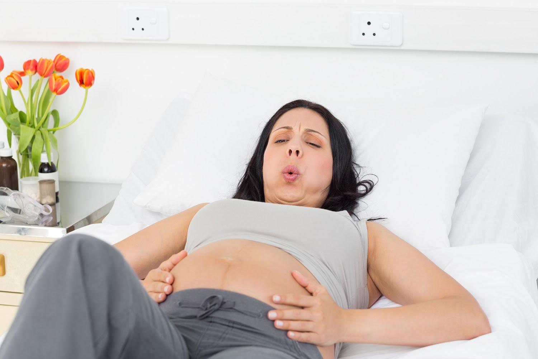 Дыхание при родах