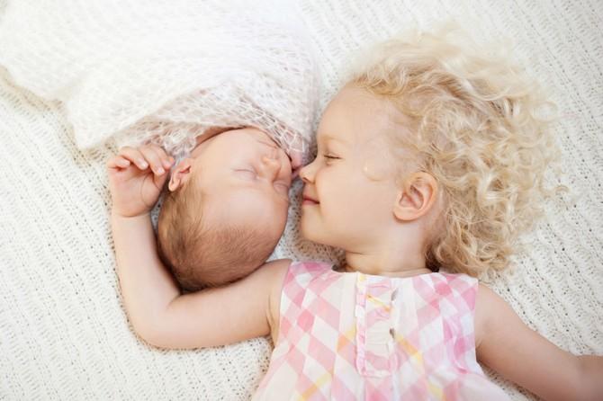 Когда рожать второго ребенка