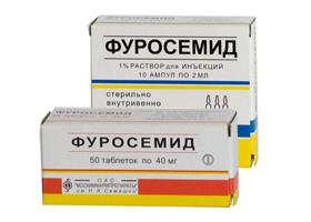 Мочегонные лекарства