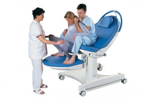 Кресло для родов