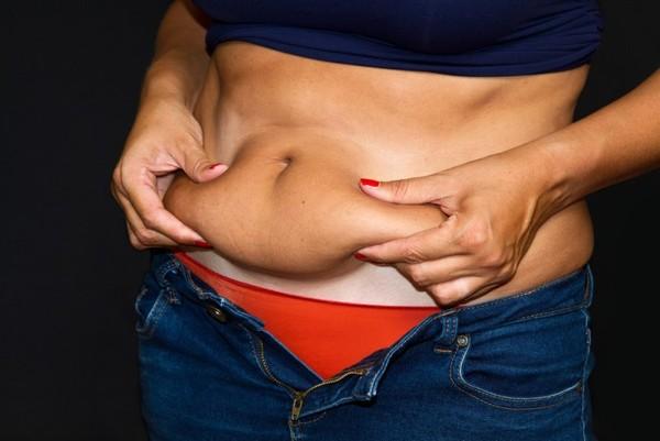Появление лишнего веса