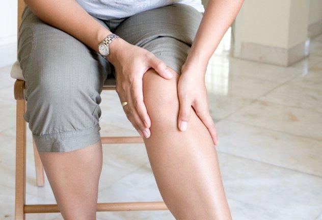 Боли в области ног