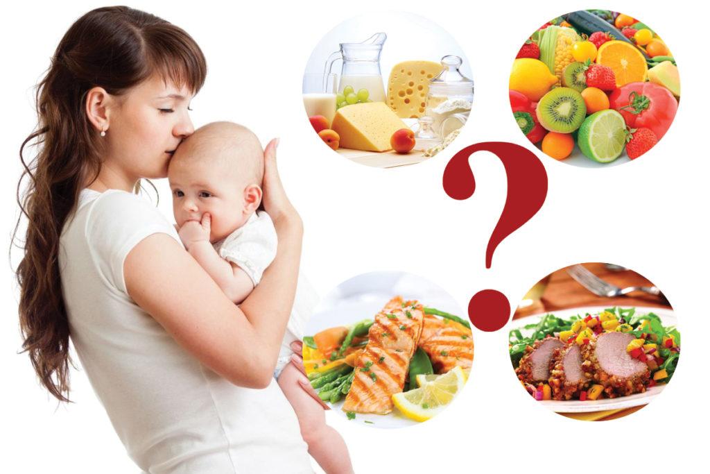 Что необходимо кушать молодой мамочке чтобы быстро прийти в норму после родов