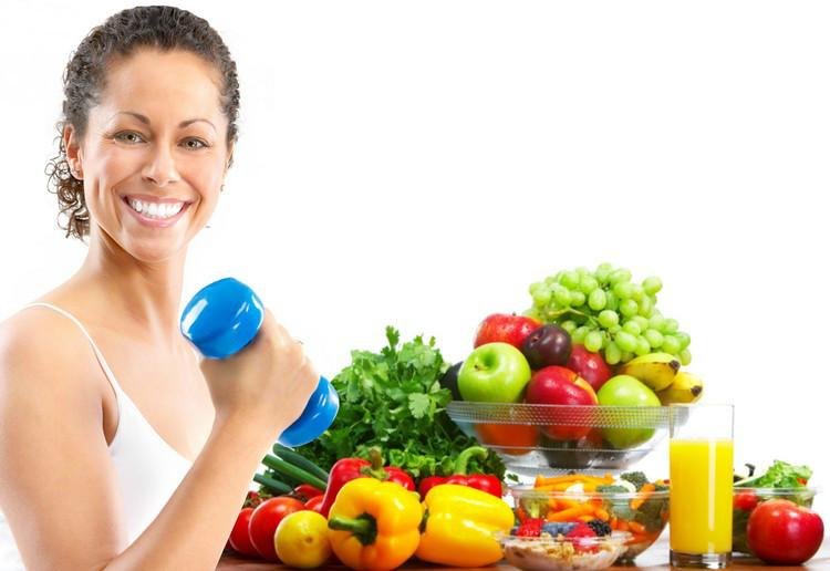 Спорт и питание
