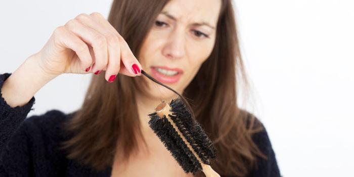 Почему выпадают волосы