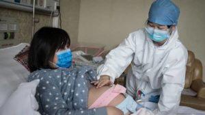 Беременная женщина 3 триместр