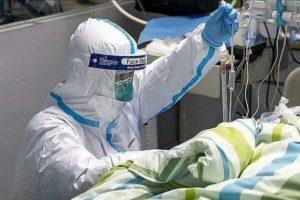 Женщина родила с коронавирусом